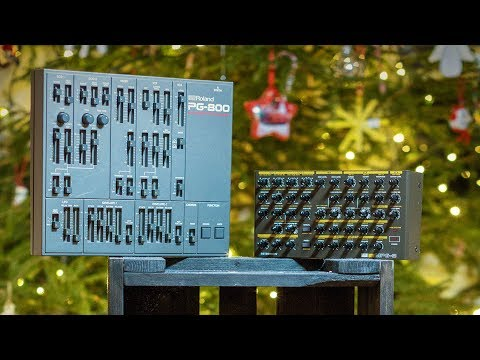 The Controller Duel | PG-800 Vs. MPG-8 | Roland JX-8P/MKS-70/SuperJX