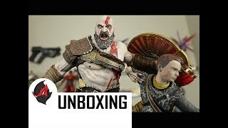 God of War Collector's Edition Unboxing + Review