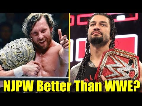 10 Things New Japan Pro Wrestling DOES BETTER THAN THE WWE! (2018)