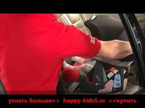 Автокресло для детей - обзор кресла для малышей
