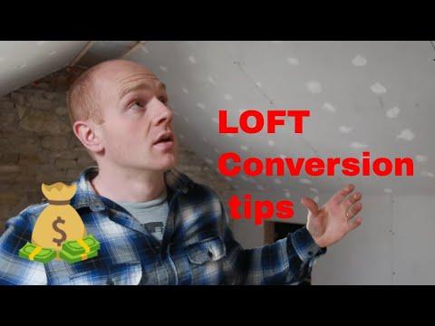 Saving Money on the Loft Conversion