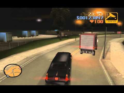 Прохождение игры GTA 3 видео обзор лучшие моменты