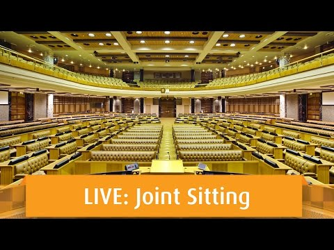 JOINT SITTING: Debate on 16 Days of Activism for no violence against women and children