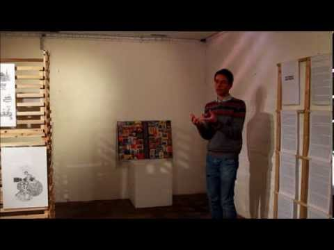 Shifting Perceptions: Nicholas Vaughan's talk at Hundred Years Gallery