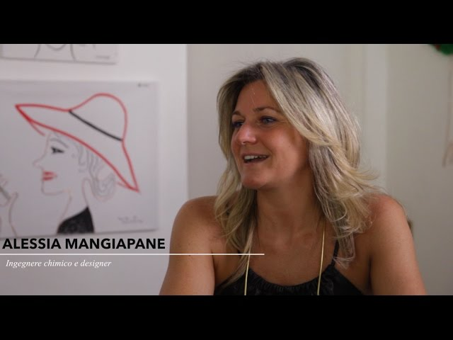 Women at Work - Alessia Mangiapane