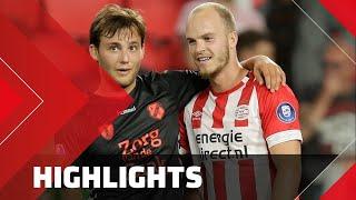 SAMENVATTING | PSV -  FC Utrecht