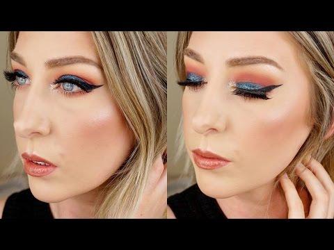 7be26805b9d Jewel Toned Eyeshadow FT. Makeup Geek Houdini | Makeup Tutorial ...
