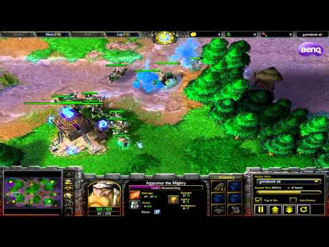S02E04 - Grubby's WarCraft III Commentaries