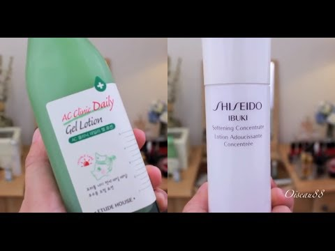 Oiseau88 ♥ Morning Skincare Routine: For Sensitive, Acne-Prone Skin