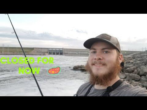 Fishing Below Truman Dam CLOSED Due To VIRUS