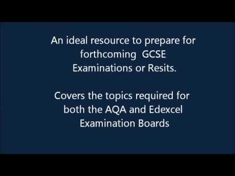 Publicity Video GCSE July 2013