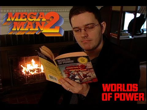 Mega Man 2: Worlds of Power - the whole book!