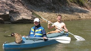 Видео из байдарочного похода по реке Нугуш, май 2006г.(, 2015-10-18T19:09:42.000Z)