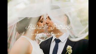 Allison + Patrick | 5.23.2020