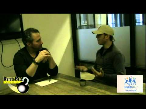 Speedball Fitness - Steve Feinberg Interview On Kettlebell Group Ex Training