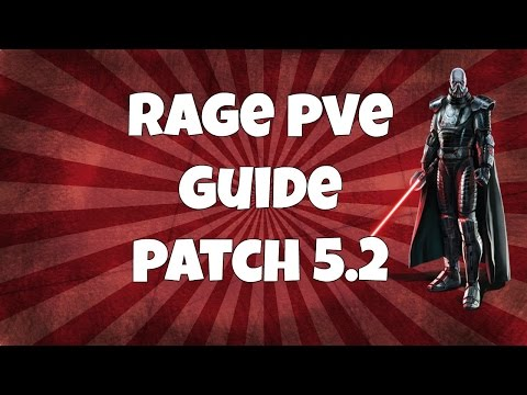 Swtor: Rage PvE