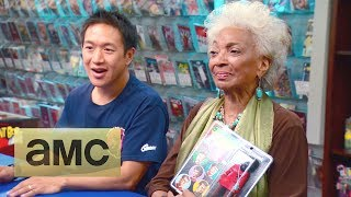 Talked About Scene: Episode 310: Comic Book Men: Uhura