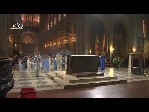 Messe du 8 octobre 2017