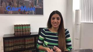 Abogada de Inmigración Claudia Canizares explica los riesgos de viajar al exterior siendo residente