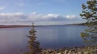 Верхнетуломское водохранилище 2015