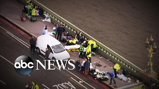London attack | 4 killed including suspect, at least 29 hospitalized in London terror attack