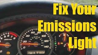 Fix Annoying Emissions Codes (CHEAP)
