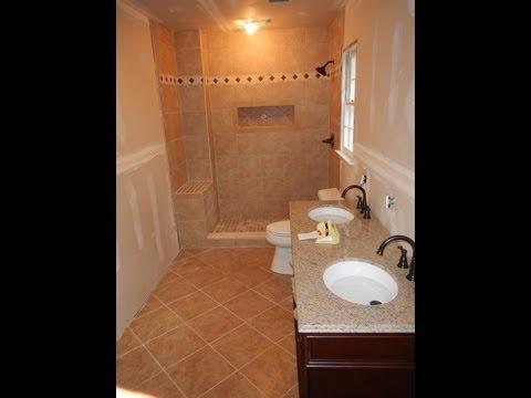 Bathtub to Shower Conversion ( full bathroom )