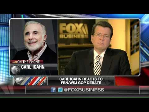 Carl Icahn: Inversions are terrible for this country