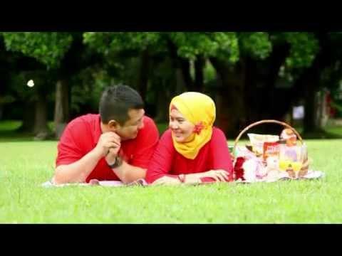 slide photo SUNNY + INAY @ Bandung