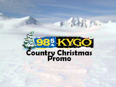 Country Radio Holiday Promo
