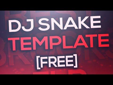 FL Studio - DJ Snake Template + FLP DOWNLOAD