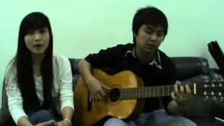 Guitar Chuyện như chưa bắt đầu (Phương Ái + Nguyễn Xuân Tùng) -  Lớp nhạc Giáng Sol