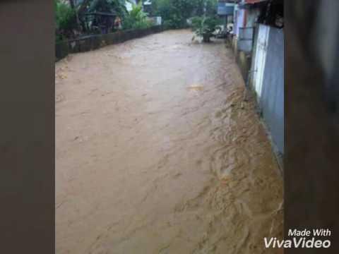 Banjir Ambon 16 Juli 2016