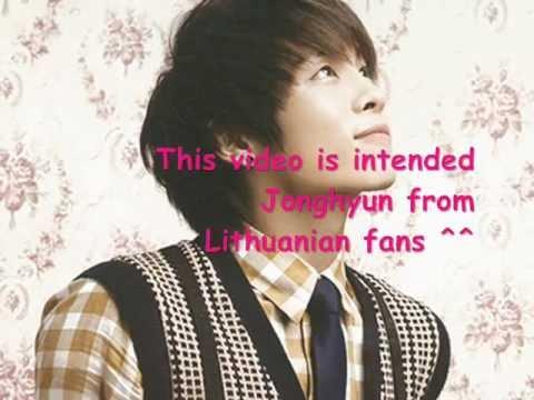 Lithuania wish to Jonghyun Happy Birthday!