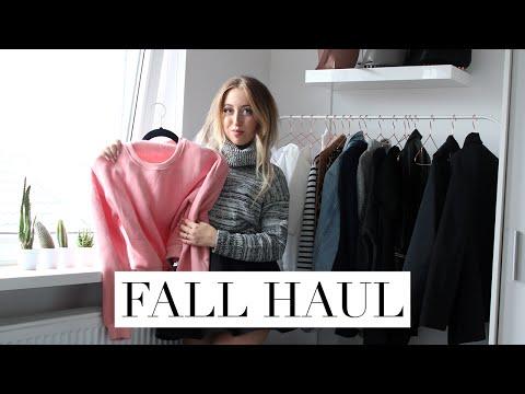 HUGE FALL FASHION HAUL 2016   Fashion Nova, Zaful, SheInside, Romwe