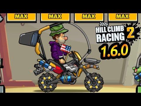 Hill Climb Racing 2 / 1.6.0 / MOTOCROSS Tunning Parts #3
