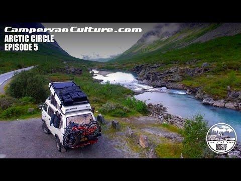 CampervanCulture.com Arctic Overland Series Part 5
