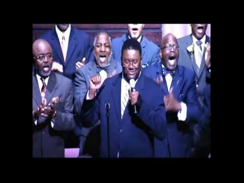 Men of Praise He Laid His Hands on Me Lee...