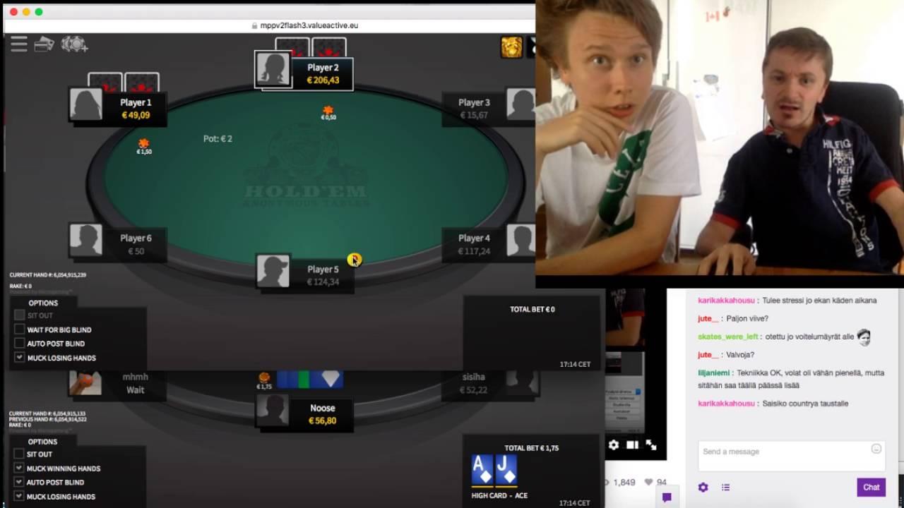 Pokeriammattilainen