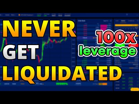 Crypto Leverage Trading: How To Not Get Liquidated - Bitcoin Trading Strategy