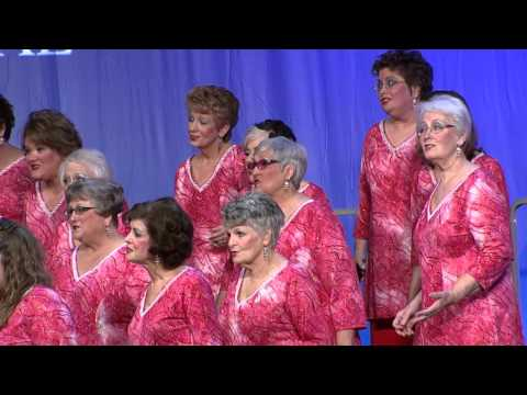 Wichita Chorus Sweet Adelines International 2014 - Baltimore