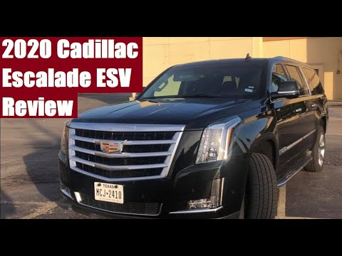 2020 Cadillac Escalade Esv Full Review Tour Not As Expected