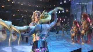 Britney Spears - I'm Slave For U (MTV Video Music Awards 2001)