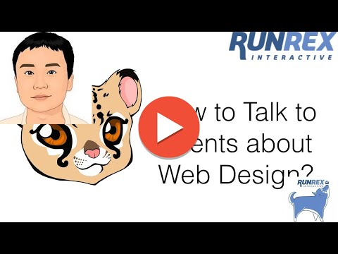 How to Talk to Clients   Web Design