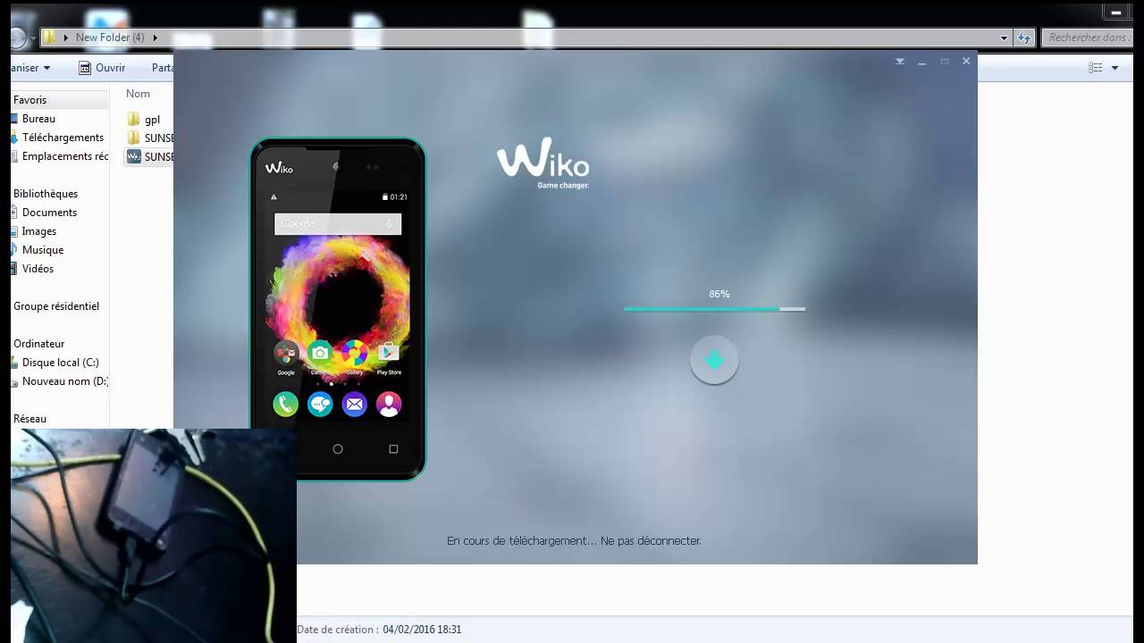 Flash Wiko Sunset 2 Dzpcservices Youtube