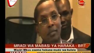 Mradi Wa Mabasi Yaendayo Kasi