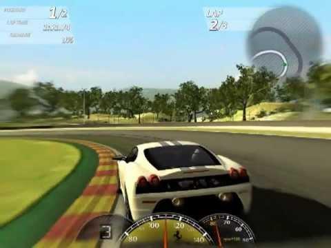 [BGR]เกมรถแข่งในสนาม