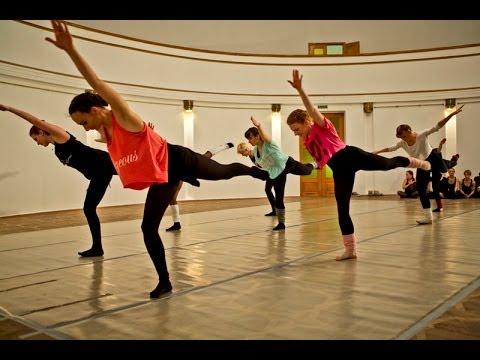 Jazz old school choreography by Kristina Shyshkarova - Sam Sparro   Black And Gold