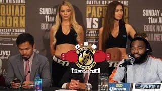 Video MANNY PACQUIAO VS ADRIEN BRONER OFFICIALLY ANNOUNCED BY PACQUIAO download MP3, 3GP, MP4, WEBM, AVI, FLV Oktober 2018