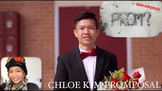 Dear Chloe Kim... (An Olympic Promposal)